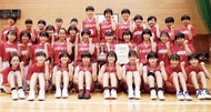 中学バスケで県制覇