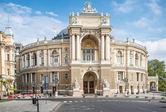 ウクライナ国立オデッサ歌劇場