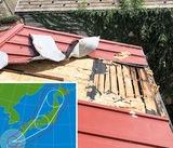 「ご存知ですか?火災保険で屋根・雨どいの修繕も」