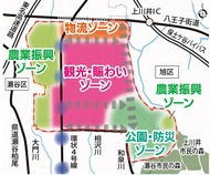 旧上瀬谷通信施設で公園計画の意見募集