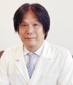 旭区歯科医師会の江口会長