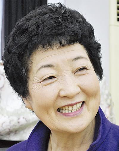 大河内赫子(かくこ)さん