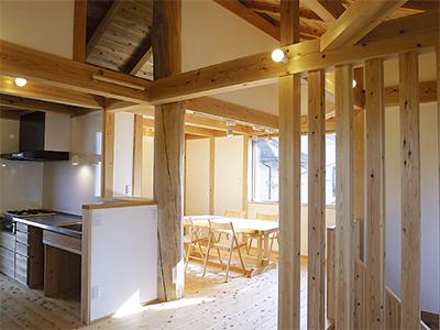国産木材の家基礎から学ぶ