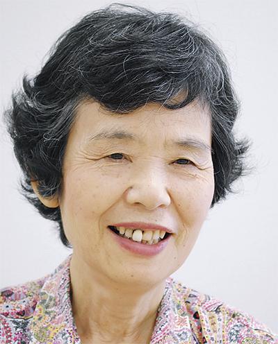 岡林 郁子さん