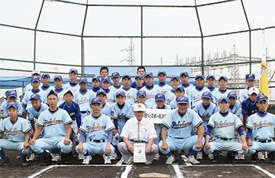 横浜旭 4年ぶり全国