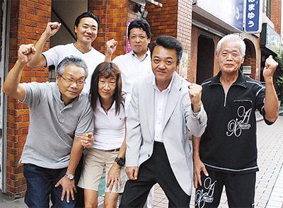 二俣川銀座で「街コン」