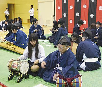 伝統文化を体験
