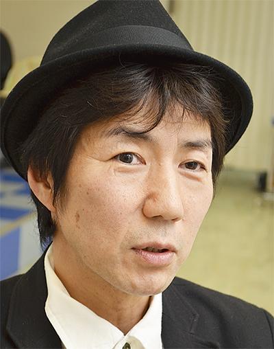 澤山 信太郎さん