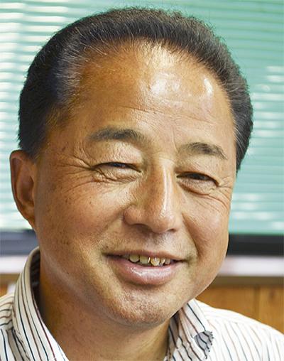 金子 澄博さん