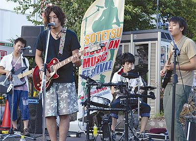横浜のスター発掘