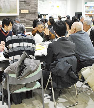 高齢者支える街づくりへ
