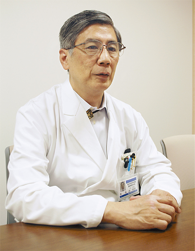 がん治療と漢方外来