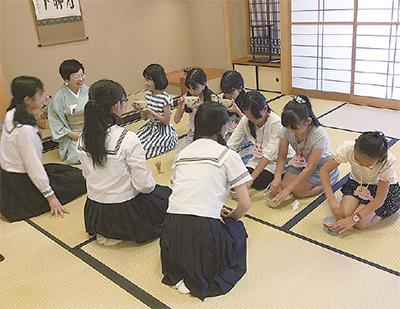 横浜富士見丘で学校開放