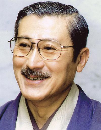 中島誠之助氏が講演