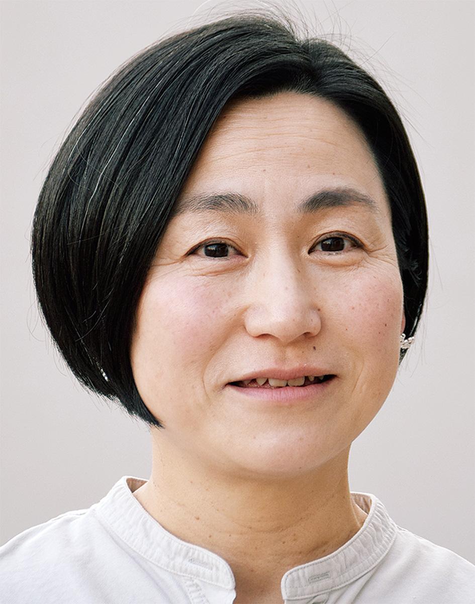 TOMORUFUさん(本名 古本貴美子)