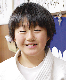 「将来は世界に背負い投げを見せたい」と清田さん