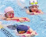 夏にぴったりの水泳教室