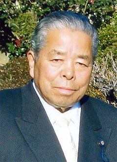 会長に就任した小澤茂氏