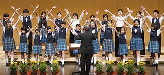 「金沢少年少女合唱団」は小学生から大学生まで幅広いメンバーが活躍する