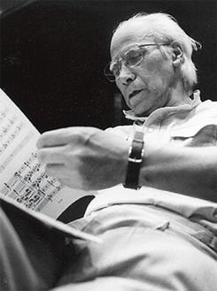 日本音楽界の巨匠