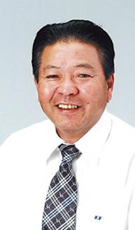 横峯吉文氏
