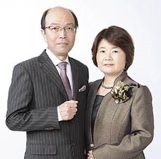 日本仲人連盟認定カウンセラー鈴木廣美・弘子夫妻