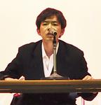 柴田賢志さんは熱い想いを語った