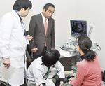 下肢静脈エコー検査を調査