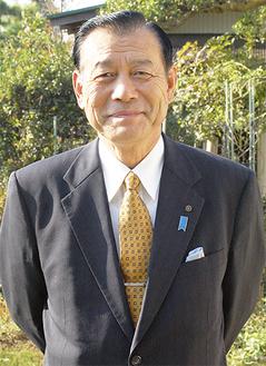 「相手のことを考えて、思いやる気持ちを育んでください」と坂田会長