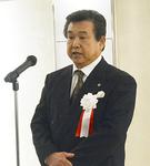 「1チームでも多く加盟してくれれば」と白川敏雄実行委員長