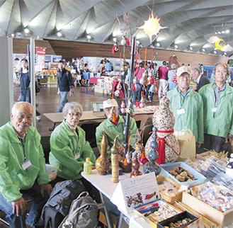 参加したメンバーたち(一番左が奈良部理事長)