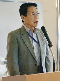石垣徳知会長