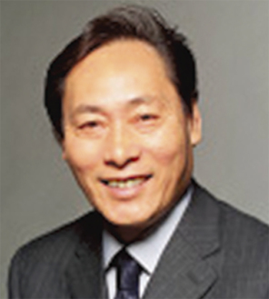 講演を行うヨネスケ(桂米助)さんは人気レポーターとしても活躍