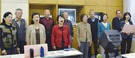 黒田歌謡教室が発表会