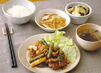 ヘルシーで栄養バランス満点の「タニタの食堂」の定食