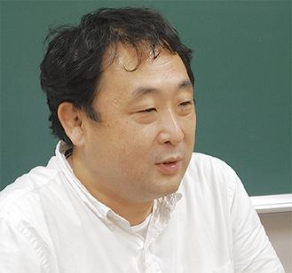 国語を担当している木村先生
