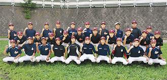 瀬谷中野球部員で構成されるチーム。連携プレーを武器に大会を戦う