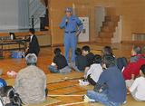 震災の記憶、児童に伝える