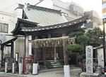三ツ境駅南口近くにある白姫神社