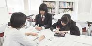 東野中生が記者体験