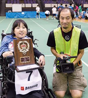 永岡さんと中村監督