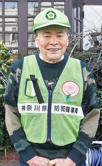 選出を喜ぶ塩田会長