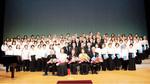 絆を深めた区民合唱団のメンバー