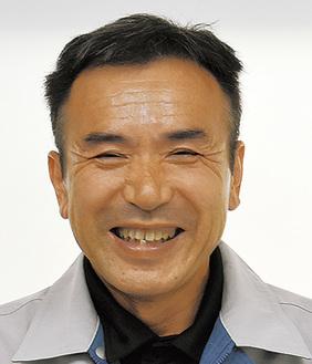 同社スタッフの菅野勇人さん