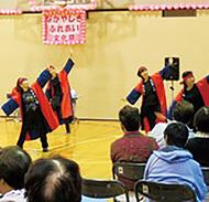 20周年記念の文化祭