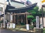 三ツ境駅近くの神社