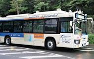 「運転席無人」バスは国内初