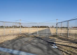 土地利用の検討が進む跡地