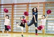 プロからダンス学ぶ
