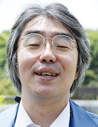 五十嵐 隆さん